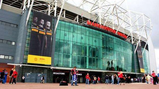 Old Trafford, kandang tim sepakbola Manchester United (wahyu tamadi/d'Traveler)