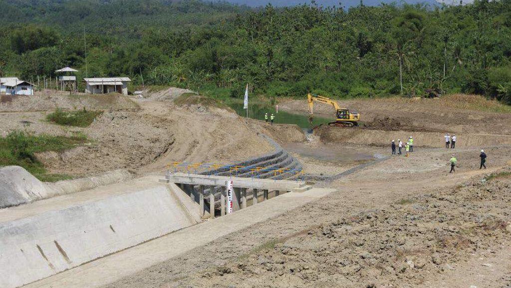 Bendungan Kuningan Rp 464 M Sediakan Air Irigasi Hingga Listrik