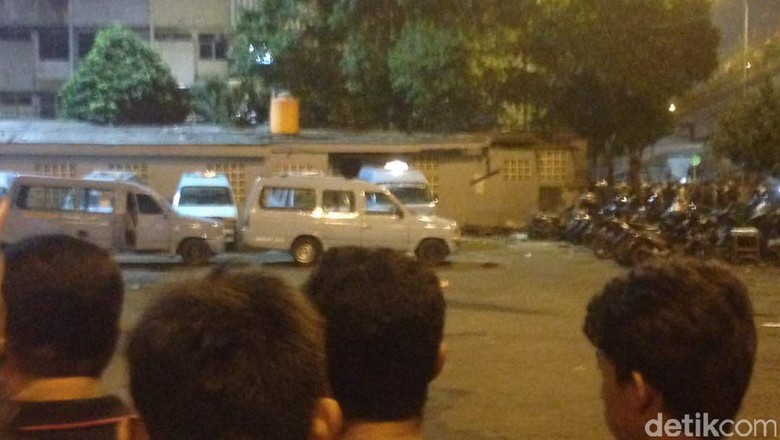 Wakapori: Ledakan Kampung Melayu Berasal dari Bom