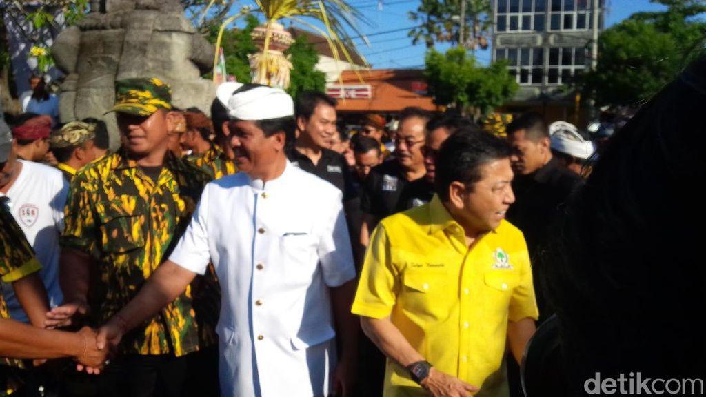 Jadi Tersangka Cuci Uang Rp 149 M, Ketua DPD Golkar Bali Dicopot