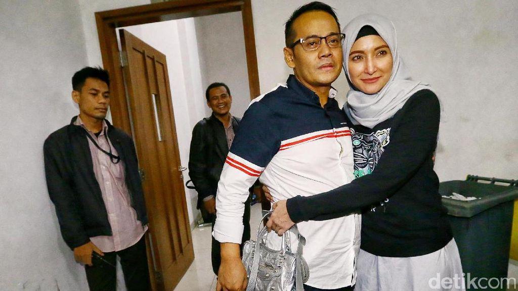 Suami Inneke Koesherawati Divonis 3,5 Tahun Penjara