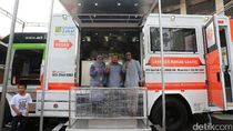 Food Truck untuk Makanan Gratis