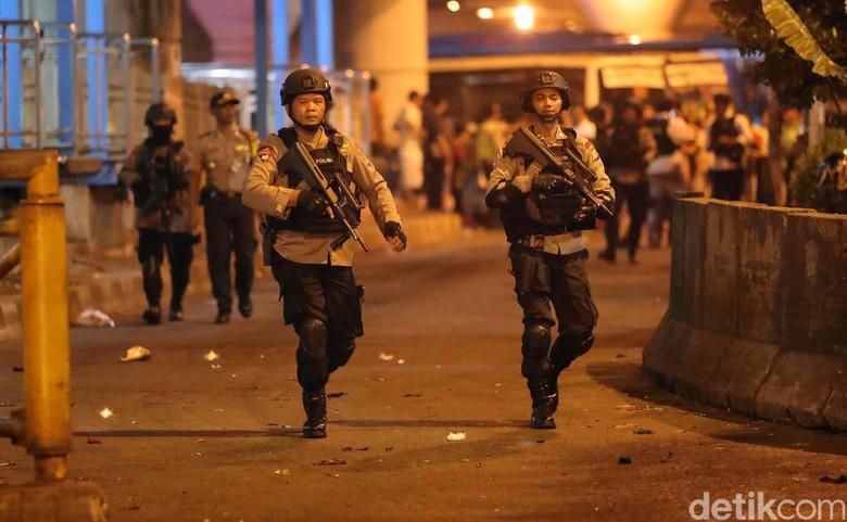Polisi Korban Bom Kampung Melayu Sedang Kawal Pawai Obor Ramadan