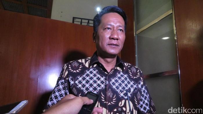 Ketua Baleg DPR Supratman Andi Agtas