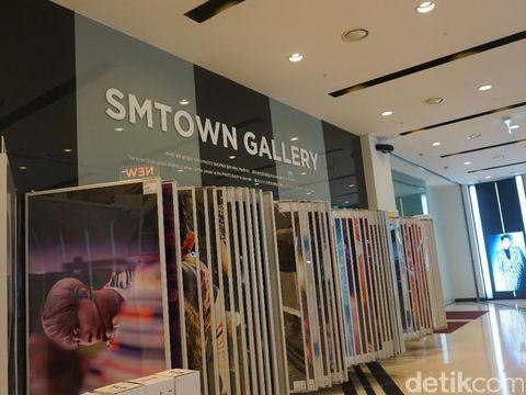 Foto: Ini SMTOWN Coexartium, Surga untuk Fans Super Junior Hingga EXO