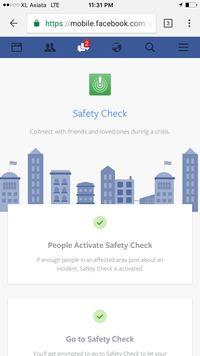 Lagi, Facebook Tak Aktifkan Safety Check Saat Bom Jakarta