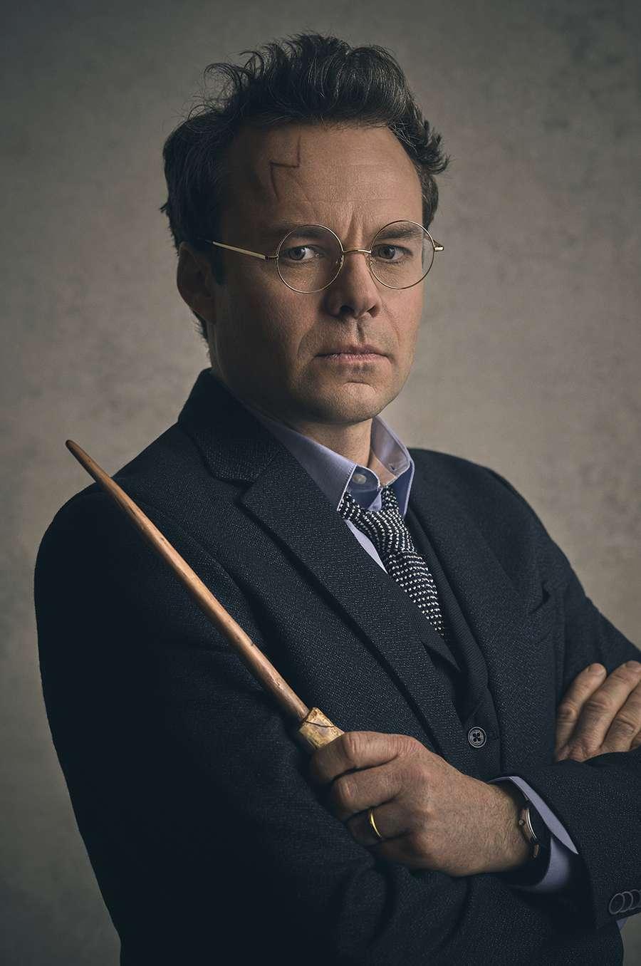 Intip Foto Keluarga Potter hingga Malfoy Versi Panggung Teater