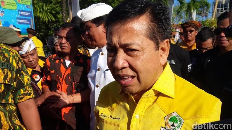 Setya Novanto Tersangka Lengkapi 3 Klaster Besar Kasus e-KTP