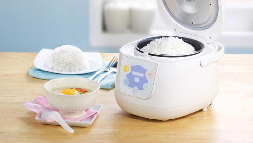 5 Langkah Aman Bersihkan Panci Rice Cooker agar Tetap Higienis