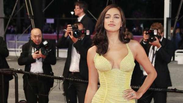 Wuih! Usai Melahirkan, Irina Shayk Sudah Ideal dan Seksi Lagi
