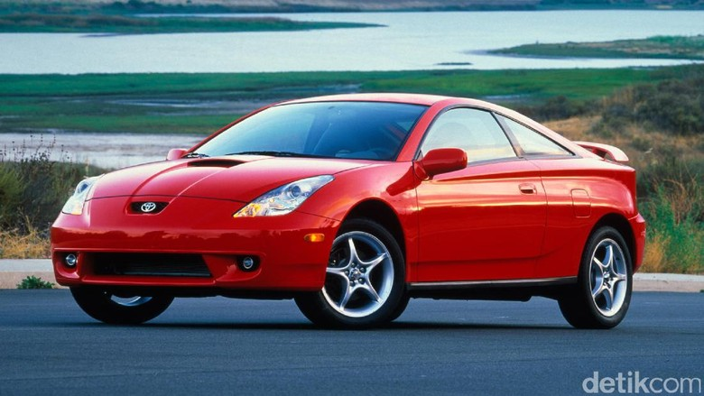 Celica model 2000 (Foto: Toyota)