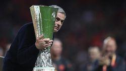 Satu Trofi Mourinho di MU Berharga Rp2,19 T