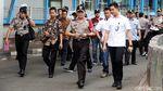 Kapolda Metro Jaya Kembali Tinjau TKP Bom Kampung Melayu