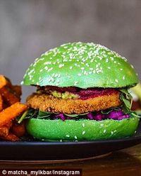 Kafe Vegan Ini Uji Coba Menu Smoothies Berbahan Burger!