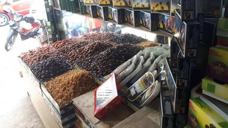 Diborong Jelang Puasa Kurma Di Tanah Abang Impor Dari