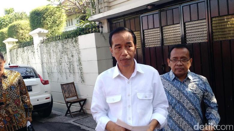 Bom Kampung Melayu, Jokowi Serukan Semua Anak Bangsa Tetap Tenang