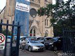 Gereja Katedral Sediakan Parkir untuk Jemaah Salat Id di Istiqlal