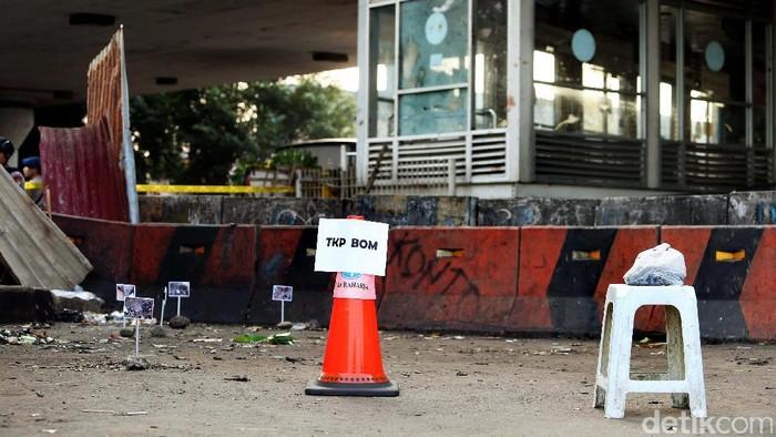 TKP Bom Kampung Melayu (Rengga Sancaya/detikcom)