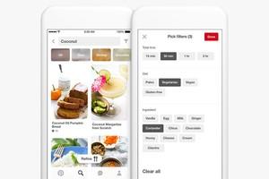 Cukup Memotret Makanan, Pinterest Kini Bisa Mencarikan Resep Sejenis