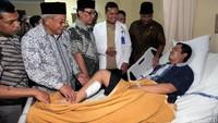 Ada dua korban bom Kampung Melayu yang dirawat di RSUD Budhi Asih yaitu Tasdi seorang karyawan swasta serta Susi Afitriyani merupakan mahasiswi.