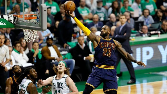 Boston Celtics vs Cleveland Cavaliers (Foto: Greg M. Cooper-USA TODAY Sports)