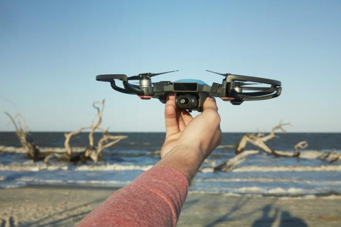 Ilustrasi drone
