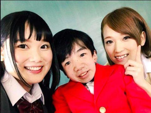 Kohey Nishi (tengah)