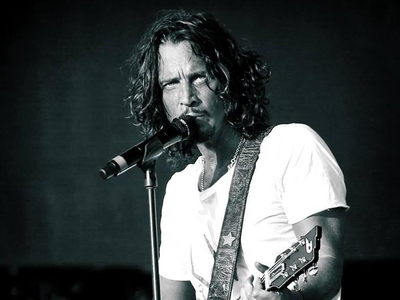 Pesan Perpisahan Chris Cornell di Album Baru Johnny Cash