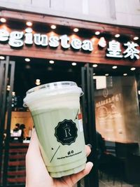 <i>Cheese Tea</i>, Racikan Teh dan Keju Asal Taiwan yang Mulai Populer