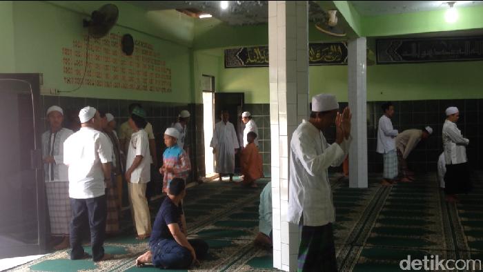 Masjid Baiturrahman di Cawang yang laku Rp 1,5 M (Ibnu Hariyanto/detikcom)