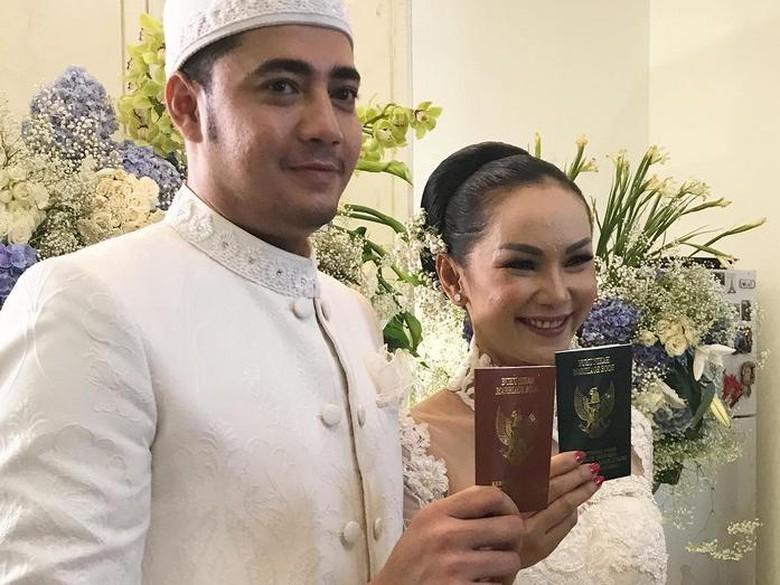 10 Bulan Menikah, Kalina Oktarani Gugat Cerai Suami