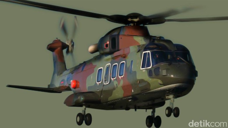 BPK Masih Audit Pengadaan Alutsista Heli AW-101