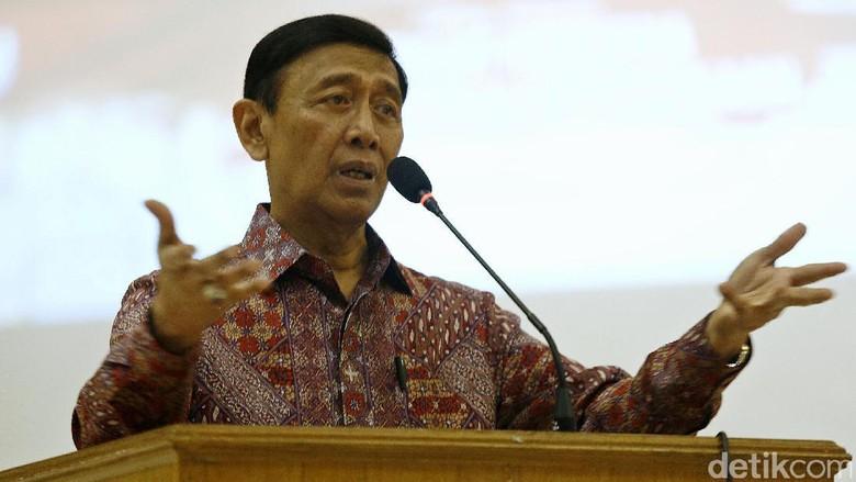 Wiranto: Perusahaan Besar Punya Tanggung Jawab Pelihara Hutan