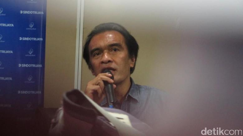 Komisioner Ombudsman Temui Nur Alam, Minta Dukungan di Pilgub Sultra