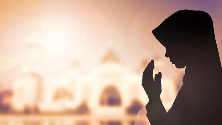 Ilustrasi traveler muslim (Thinkstock)