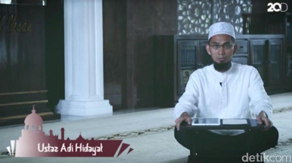 Ustaz Adi Hidayat Bakal Isi Ceramah Nikah Massal di Balai Kota DKI