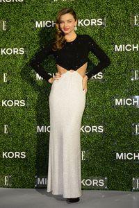 Tubuh Indah dan Seksi Miranda Kerr Didapat dari Hasil Kerja Keras Ini