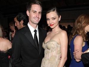 Sebelum Bos Snapchat, Ini 7 Pria yang Pernah Jadi Kekasih Miranda Kerr
