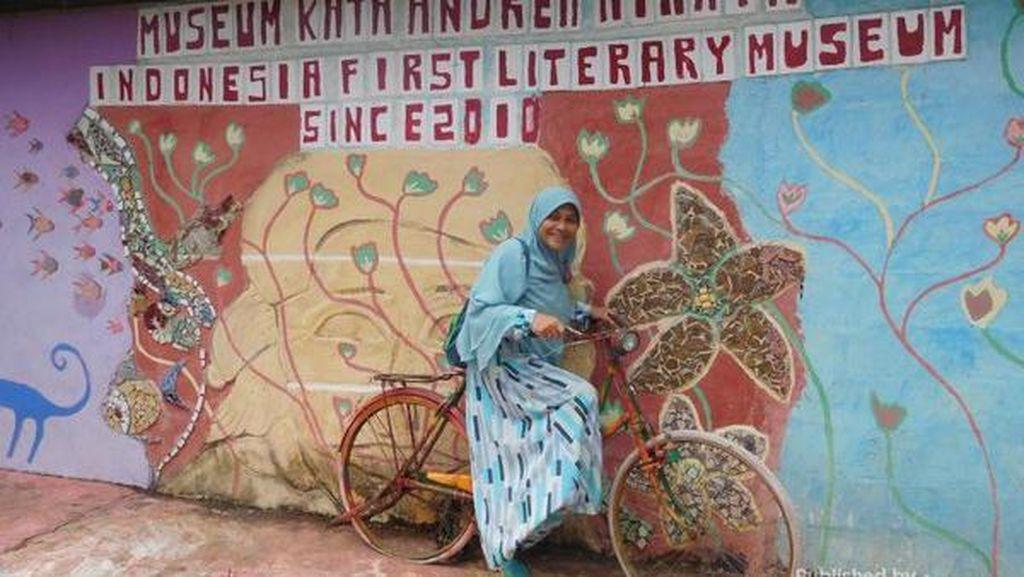 Museum Kata Pertama di Indonesia, Ada di Belitung!