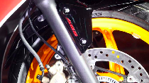 Honda: Motor Perlu Pakai ABS, Motor Kecil Sekarang Sudah Kenceng