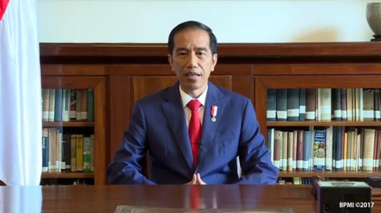 Melihat Lagi Biografi Jokowi, Capres Koppig 2019