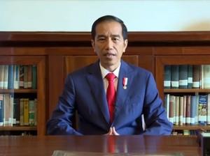 Lakukan Sederet Kegiatan, Ini Rahasia Jokowi Tetap Bugar