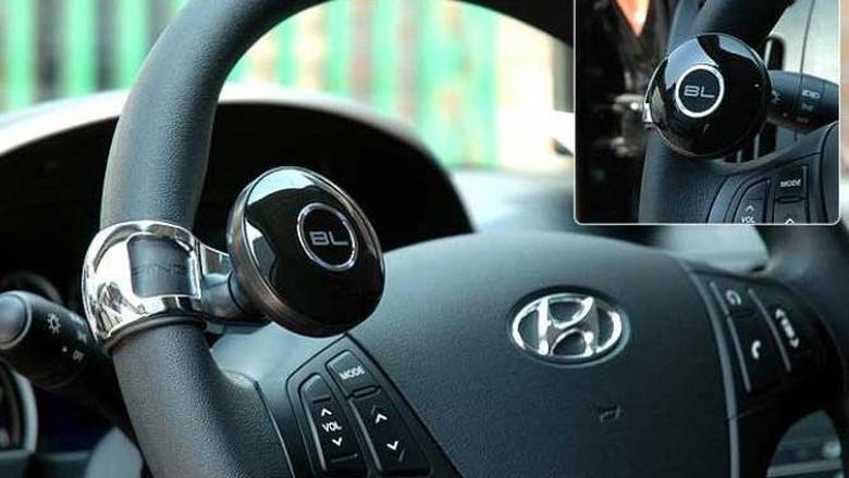 Setir kemudi dengan Power steering Foto: eBay