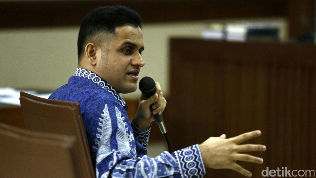KPK Tak Pernah Beri Nazaruddin Status Justice Collaborator tapi Bekerja Sama