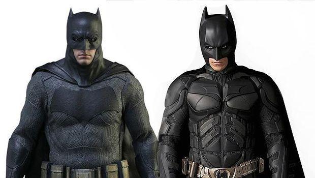 Ben Affleck dan Christian Bale