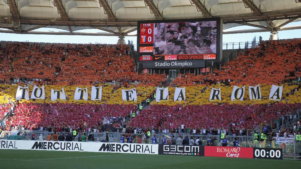 Dari Kawan Sampai Lawan Berikan Salut untuk Totti