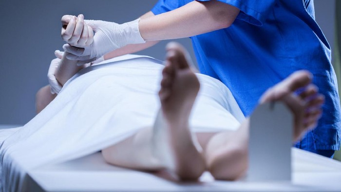Ilustrasi cadaver (Foto: Thinkstock)