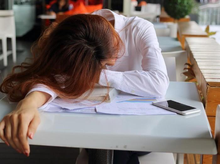 Mudah lelah bisa disebabkan oleh beberapa kebiasaan yang kerap diabaikan. Foto: Thinkstock
