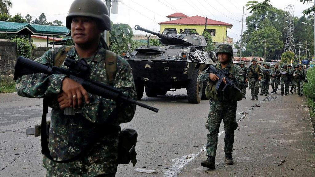 Fakta-fakta Perang Kota di Marawi dan Dugaan Keterlibatan 7 WNI