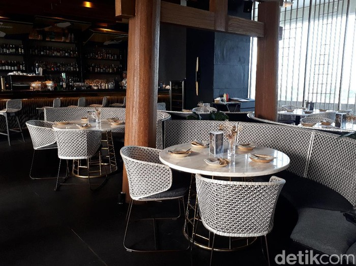 Restoran Fat Shogun. Foto: detikFood